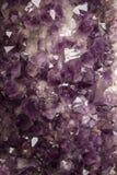 Fond en cristal amethyst normal Images stock