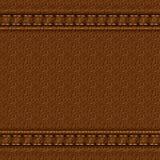 Fond en cuir de texture illustration libre de droits