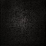 Fond en cuir noir et blanc Effet de la lumière Images libres de droits