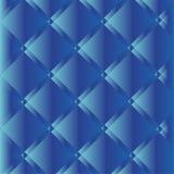 Fond en cuir tufté de bouton bleu Illustration de vecteur Photos stock