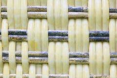 Fond en osier de texture détail de texture sans couture d'armure Images stock