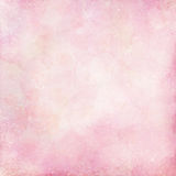 Fond en pastel rose Photographie stock libre de droits