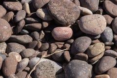 Fond en pierre Photographie stock libre de droits