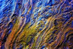 Fond en pierre abstrait Image libre de droits