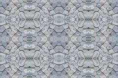 Fond en pierre blanc abstrait de modèle de texture Photos stock