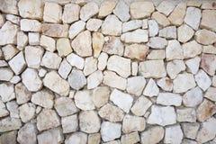 Fond en pierre de modèle de roche Image libre de droits