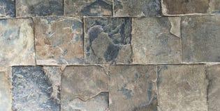 Fond en pierre de papier peint de triangle Images libres de droits