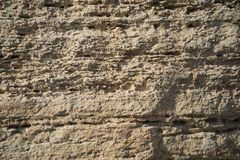 Fond en pierre de texture Images stock