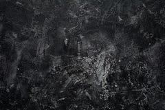 Fond en pierre noir de texture photos stock