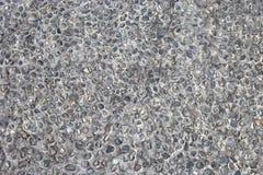 Fond en pierre, pierres Modèle de pierres Texture écrasée de pierres image libre de droits