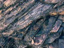 Fond en pierre rose, formation de roche, formations g?ologiques photos libres de droits
