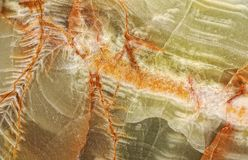 Fond en pierre semi-précieux d'onyx Image libre de droits