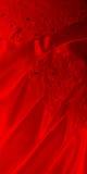 Fond en soie rouge Images stock