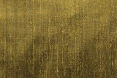 Fond en soie vert Image libre de droits