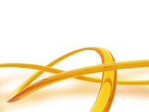 Fond en verre abstrait de fil Image stock