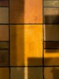 Fond en verre coloré Photo libre de droits
