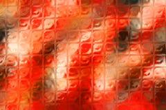 Fond en verre de Faux Photographie stock libre de droits