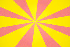 Fond en verre souillé de rose et de jaune photos stock