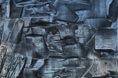 Fond essuyé frotté par craie colorée Images libres de droits