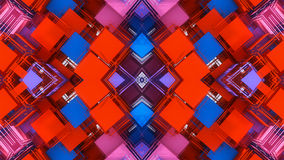 Fond et couleurs abstraits Image stock