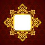 Fond et cru classiques de configuration Images stock