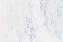 Fond et haute résolution de marbre blancs de texture Image libre de droits