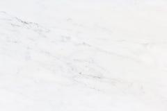 Fond et haute résolution de marbre blancs de texture Images libres de droits