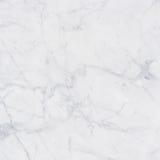 Fond et haute résolution de marbre blancs de texture Photos libres de droits