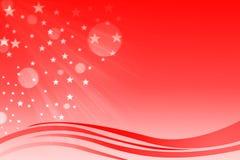 Fond et saison #3 de salutation de Noël Photos libres de droits