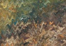 Fond et texture abstraits des vagues et des ondulations photo libre de droits