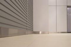 Fond et texture blancs, texture d'acier inoxydable en métal photographie stock libre de droits