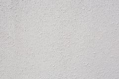 Fond et texture blancs de mur Image stock