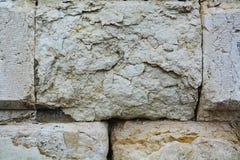 Fond et texture blancs vénitiens de mur Images stock