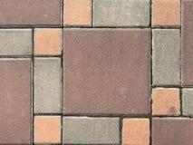 Fond et texture de brique Images stock