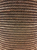 Fond et texture de corde Image stock