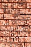 Fond et texture en bois de bois de construction Photo stock