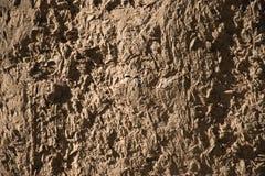 Fond extérieur de texture de roche de saleté Photographie stock