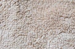 Fond extérieur de texture de tapis de plan rapproché vieux Image stock