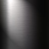 Fond extérieur métallique pour le travail créatif Photographie stock libre de droits