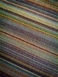 Fond fin très coloré de texture de tissu de synthétiques Image stock