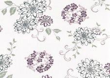 Fond fleuri. Image stock