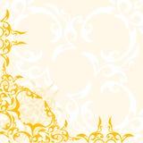 Fond floral illustration libre de droits