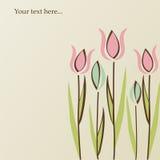 Fond floral Photographie stock libre de droits