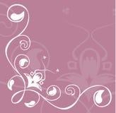 Fond floral Photo libre de droits
