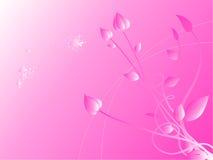 Fond floral abstrait illustration de vecteur