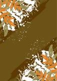 Fond floral abstrait. Vecteur. Image stock