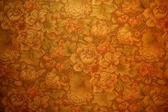 Fond floral avec l'espace pour le texte ou l'image Images libres de droits