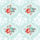 Fond floral de cru Photos libres de droits