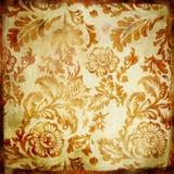 Fond floral de cru Photo libre de droits