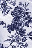 Fond floral de cru illustration stock
